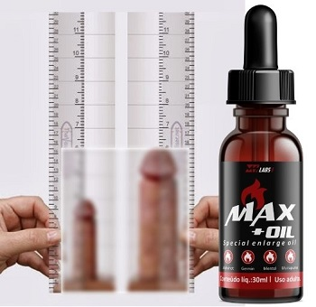 MAX Plus Oil Frasco