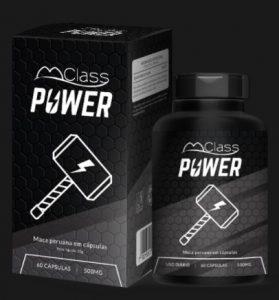 Mclass Power Embalagem